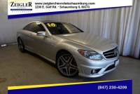 Used 2010 Mercedes-Benz CL-Class CL 63 AMG