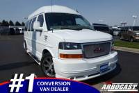 Pre-Owned 2014 GMC Conversion Van Southern Comfort Mobility RWD Van Conversion