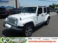 Used 2016 Jeep Wrangler Unlimited Sahara 4WD Sahara For Sale | Hempstead, Long Island, NY