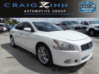 Pre Owned 2014 Nissan Maxima 4dr Sdn 3.5 SV VIN1N4AA5AP8EC444331 Stock NumberT707800