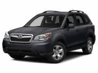 2015 Subaru Forester 2.5i Premium Automatic