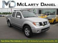 2008 Nissan Frontier LE Pickup Truck