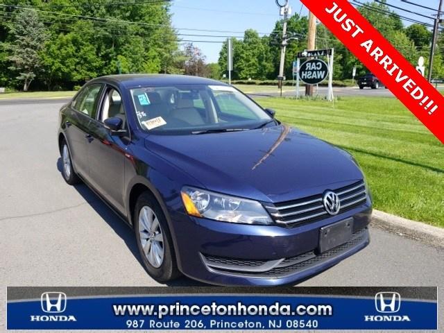 Photo 2015 Volkswagen Passat 1.8T Sedan for sale in Princeton, NJ