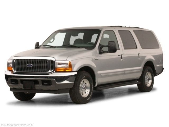 Photo 2000 Ford Excursion XLT SUV in League City