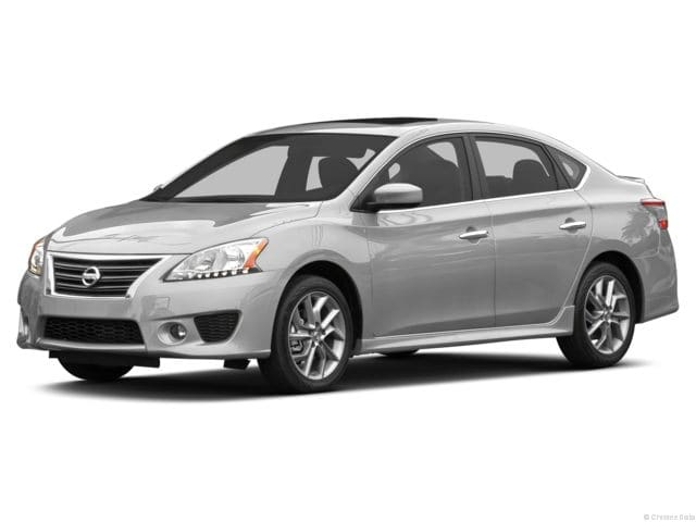 Photo Used 2013 Nissan Sentra SR For Sale in Somerville NJ  3N1AB7AP6DL739808  Serving Bridgewater, Warren NJ and Basking Ridge