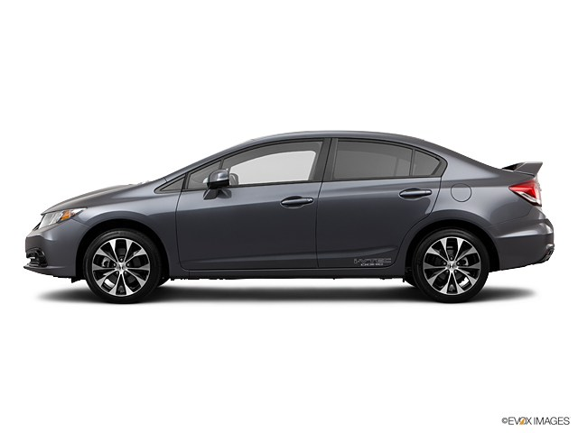 Photo Used 2013 Honda Civic Si wSummer Tires Sedan Front-wheel Drive in Chico, CA