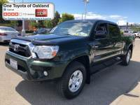 Certified Pre-Owned 2013 Toyota Tacoma Prerunner V6 Truck Double Cab in Oakland, CA