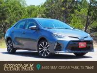 Pre-Owned 2017 Toyota Corolla SE FWD 4dr Car