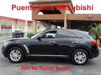 Used 2017 INFINITI QX70 Base SUV for Sale in Los Angeles
