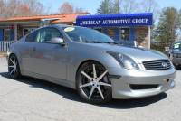 2007 INFINITI G35 Coupe G35 COUPE