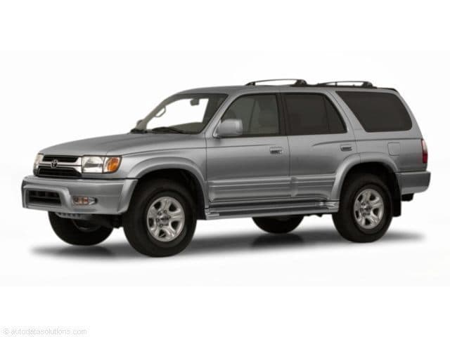 Photo Used 2001 Toyota 4Runner Limited Limited 3.4L Auto