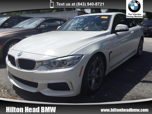 Photo 2015 BMW 428i Coupe 428i  BMW CPO Warranty  One Owner  M Sport  Na Coupe Rear-wheel Drive
