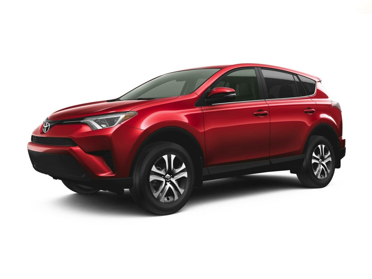 Photo Pre-Owned 2018 Toyota RAV4 LE SUV For Sale  Raleigh NC