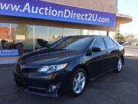 2012 Toyota Camry SE 3 MONTH/3,000 MILE NATIONAL POWERTRAIN WARRANTY