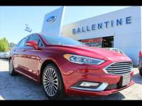 2017 Ford Fusion Sedan Front-wheel Drive