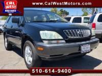 2002 Lexus RX 300 AWD SUV 5D Versatile VeryClean 1Owner LoLoMiles