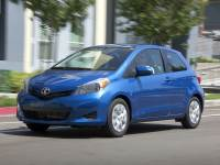 Used 2012 Toyota Yaris LE Hatchback FWD For Sale in Houston