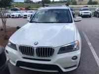 2014 BMW X3 Xdrive28i SUV for sale in Savannah