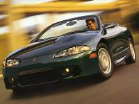 1998 Mitsubishi Eclipse Spyder GS-T Convertible for sale in Savannah
