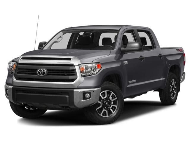 Photo 2017 Toyota Tundra SR5 TSS Off Road Crew Cab  San Antonio, TX