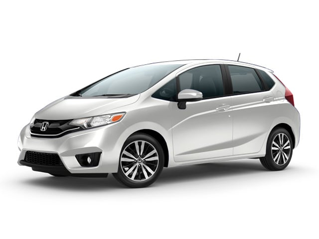 Photo Used 2015 Honda Fit EX Hatchback