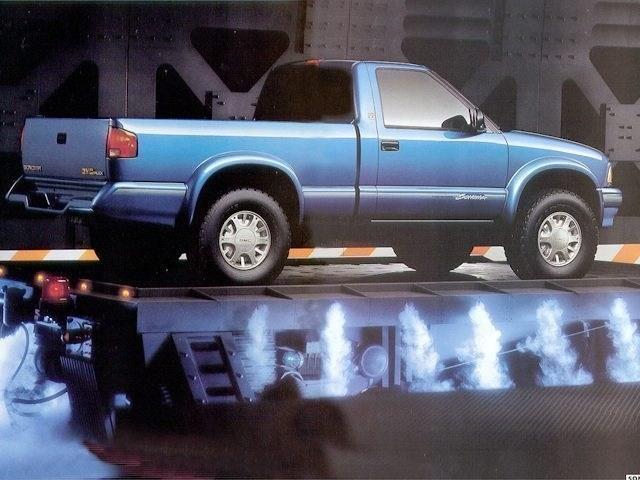 Photo Used 1994 GMC Sonoma Truck Regular Cab For Sale Orangeburg, SC
