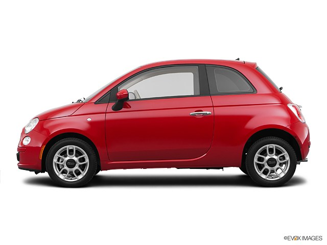 Photo Used 2012 FIAT 500 Pop Hatchback in Merced, CA