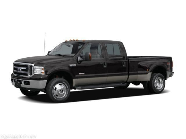 Photo Pre-Owned 2006 Ford F-350 Truck Crew Cab For Sale  Raleigh NC