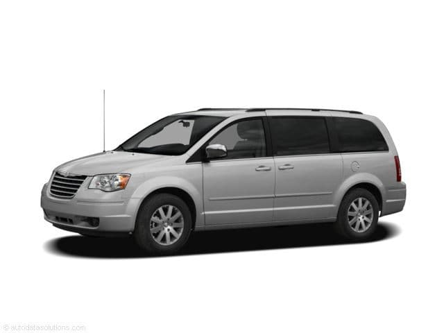 Photo Used 2010 Chrysler Town  Country Touring Non Smoker Stow and Go Seating Very Afford in Ardmore, OK