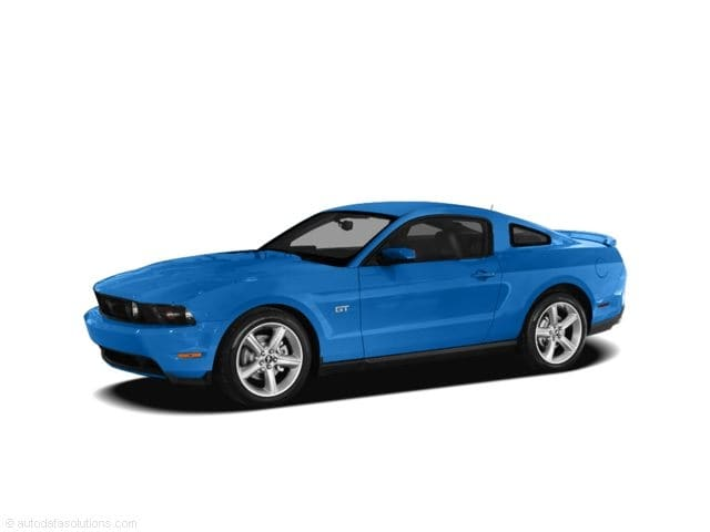 Photo Used 2011 Ford Mustang V6 1 Owner Carfax Clean Non Smoker Super Clean in Ardmore, OK