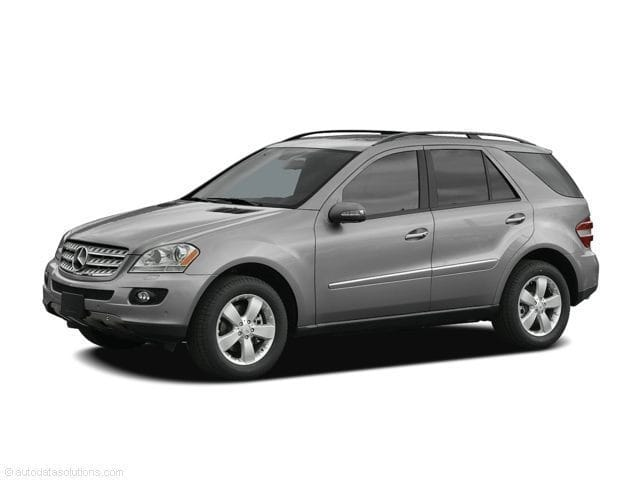 Photo 2006 Mercedes-Benz M-Class ML 350 SUV 4MATICreg For Sale at Bay Area Used Car Dealer near SF