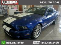 Used 2013 Ford Mustang Shelby GT500 for sale in Summerville SC