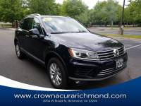Pre-Owned 2016 Volkswagen Touareg VR6 Lux 4MOTION in Richmond VA