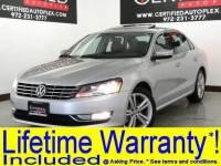 2013 Volkswagen Passat 3.6L V6 SE NAVIGATION SUNROOF LEATHER HEATED SEATS BLUETOOTH FENDER SOUND
