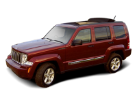 Pre-Owned 2009 Jeep Liberty Limited RWD Sport Utility