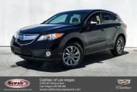 Used 2015 Acura RDX FWD with Technology Package