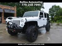 2015 Jeep Wrangler Unlimited Sport Lifted Thousands $ Extras