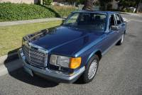 1986 Mercedes-Benz 300 SDL Turbo Diesel Sedan 300 SDL