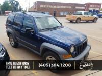 Pre-Owned 2005 Jeep Liberty Sport RWD 4D Sport Utility