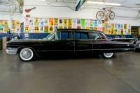 1960 Cadillac Fleetwood Sinister Black Limo