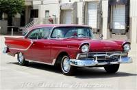 1957 Ford Fairlane Hardtop REAL 2 dr Hardtop!!! V8 Automatic