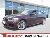 Used 2018 BMW 6 Series xDrive Gran Turismo for Sale in Manchester near Nashua