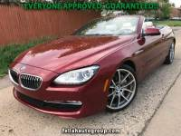 2013 BMW 6-Series 650xi Convertible