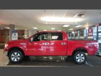 2012 Ford F-150 Super Crew 4x4 XLT for sale in Hamilton OH