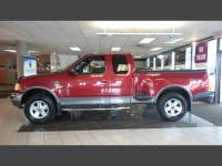 2002 Ford F-150 XLT 4WD for sale in Hamilton OH