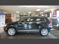2012 Volkswagen Tiguan SEL 4Motion for sale in Hamilton OH
