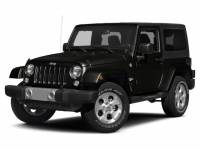2015 Jeep Wrangler 4WD 2dr Willys Wheeler Sport Utility in White Plains, NY