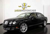 2013 Bentley Continental Flying Spur ($198,780 MSRP)