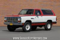 1984 Dodge Ramcharger AW-100