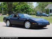 1994 Chevrolet Corvette 6 Speed Manual Painted Removeable Top for sale in Flushing MI